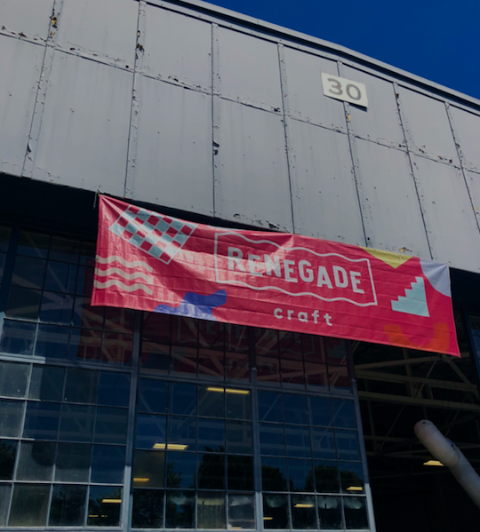 Going to the Renegade Craft Fair Seattle